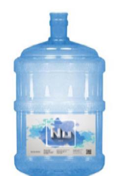 5 Gallon Alkaline Spring Water