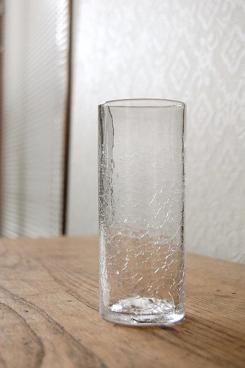 icecrack glass tall