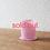 Thumbnail: dripper glass -pale rose-
