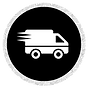 Icône livraison rapide - Kupoï
