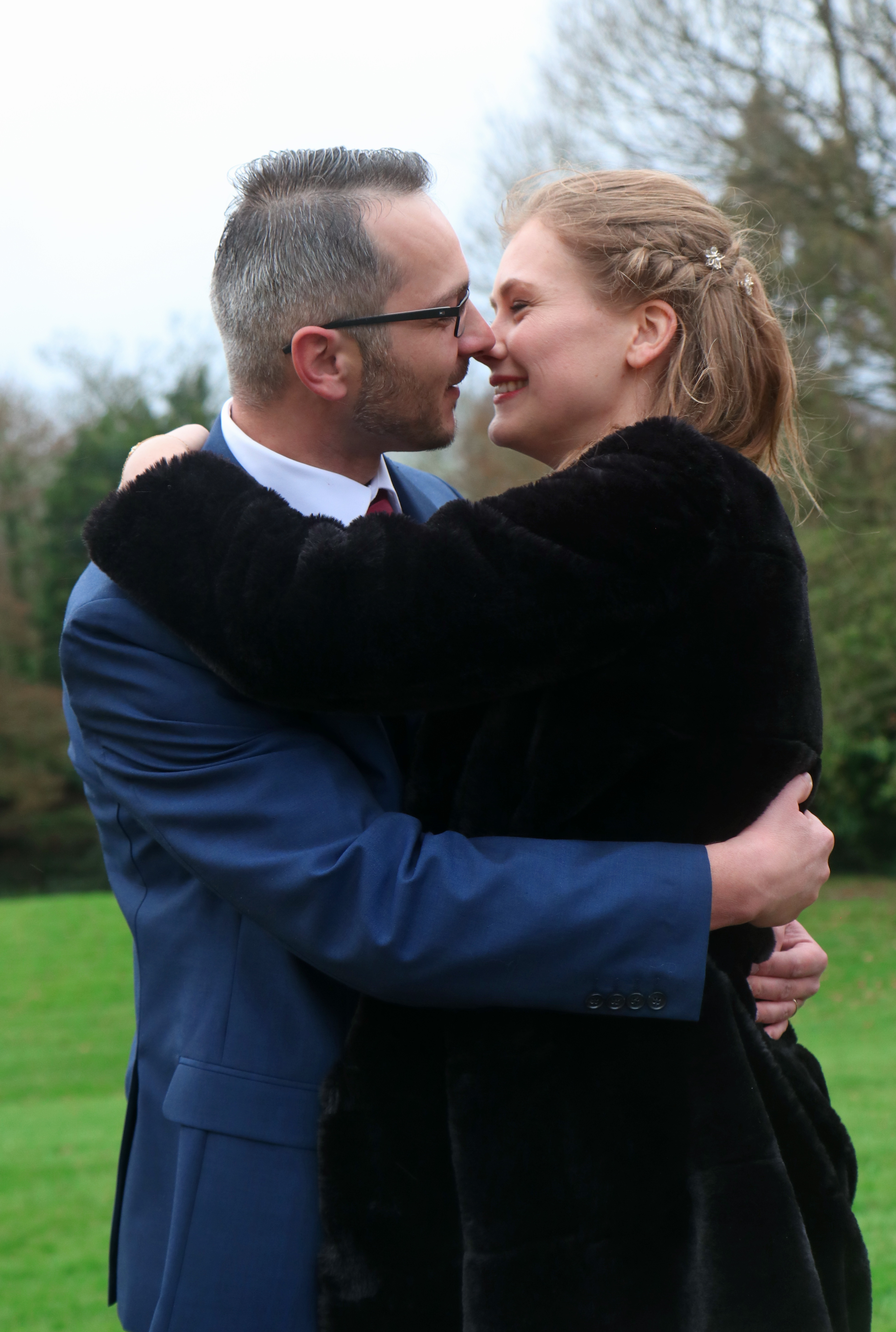 Bowden Hall wedding