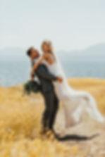 Hornby Island Wedding