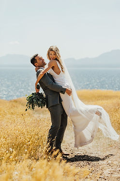 Hornby Island Wedding