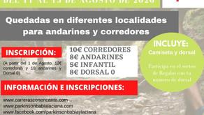 LA RUN FOR PARKINSON ESTE AÑO SE CONVIERTE EN CARRERA VIRTUAL