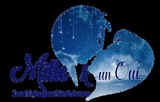 Logo Mille et Un Oui Wedding Planner