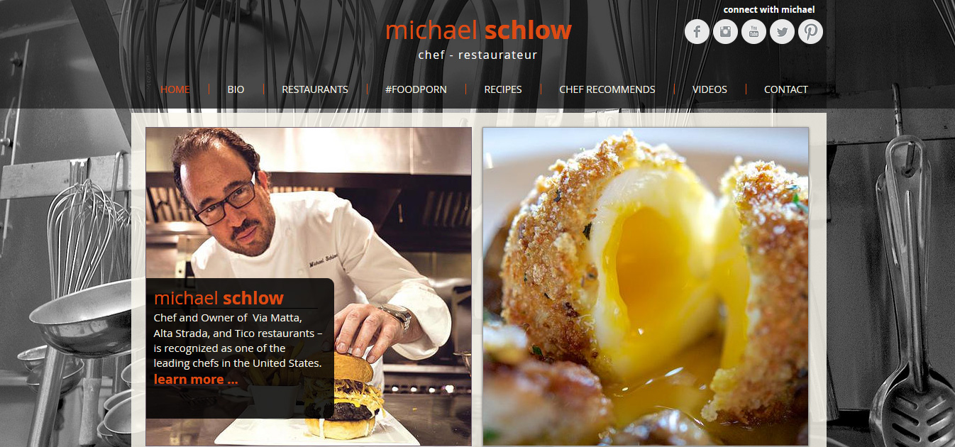 Chef Michael Schlow
