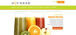 Squeeze Juice Bar, Boston MA