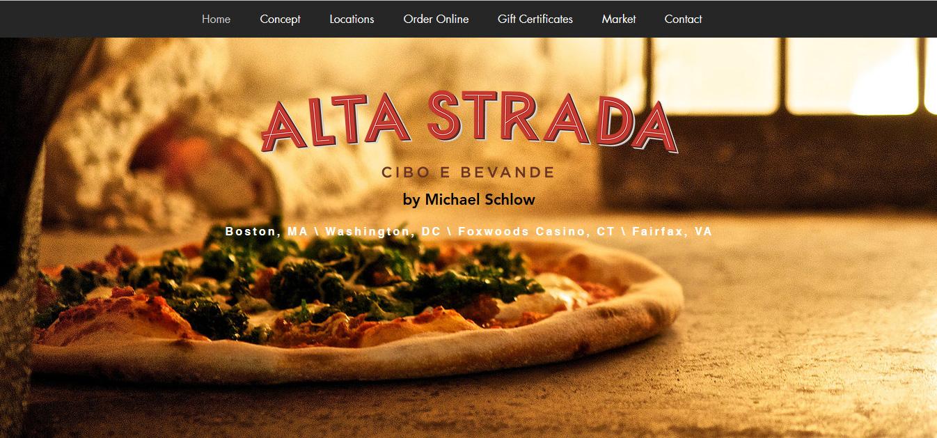 Alta Strada Restaurant