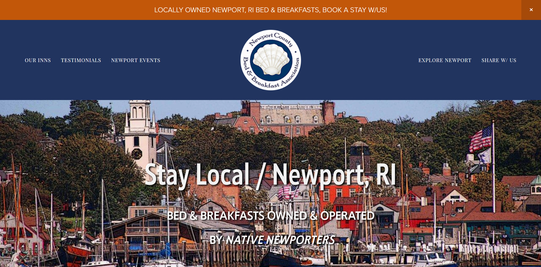 Newport County Bed & Breakfast Association