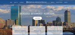Siden & Associates, P.C.  Boston, MA