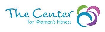 Logo - The Center for Womens Fitness CMY