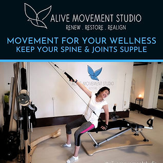 Movement for Wellness
