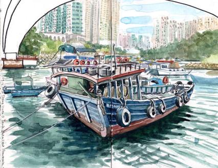 Tseung Kwan O South Waterfront Promenade