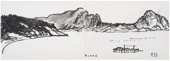 Drawing of The Traveling-7