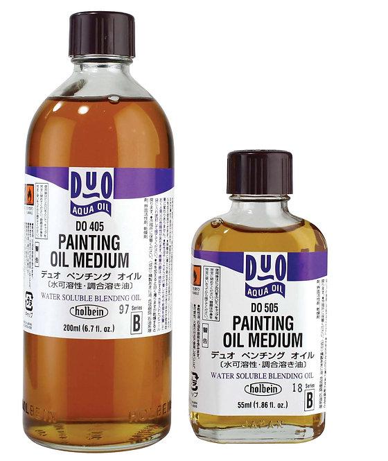 Holbein Duo Aqua Oil Colour Medium 好品套裝水溶性油彩媒劑