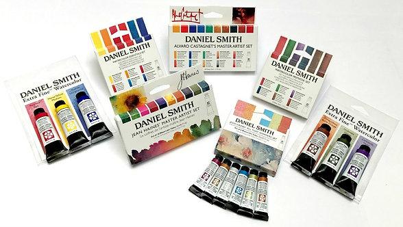 Daniel Smith Extra Fine Watercolor 3 Color-Sets       丹尼爾史密斯極細緻水彩系列3色套裝