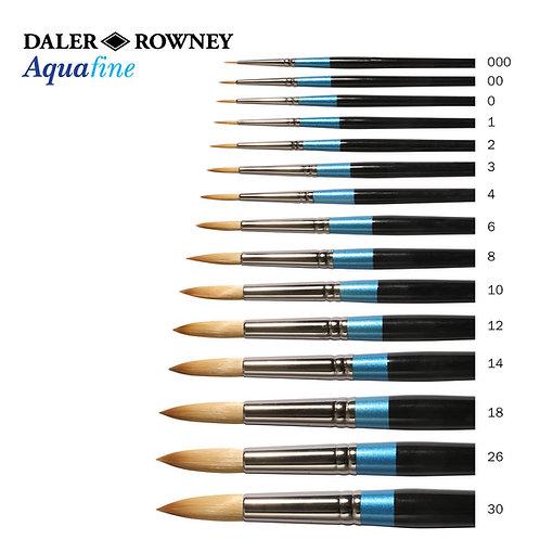 Daler-Rowney Aquafine Brush Round AF85 series-Aquafine  AF85 畫筆