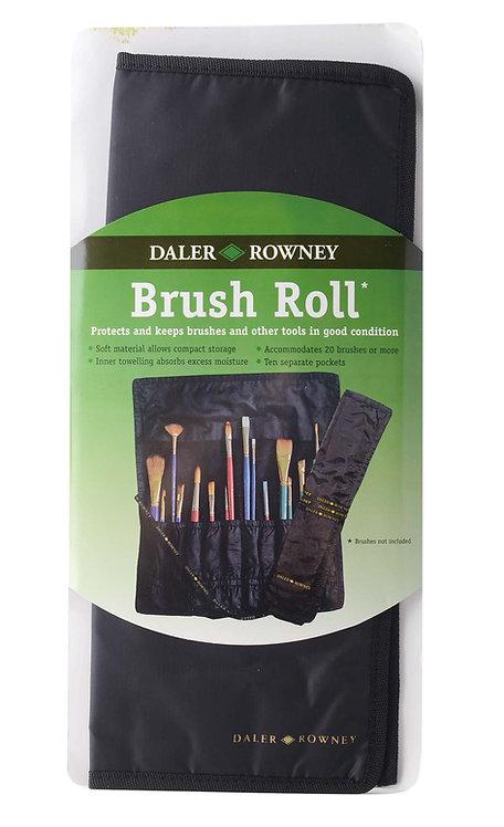 Daler-Rowney Brush Roll  威美畫筆袋
