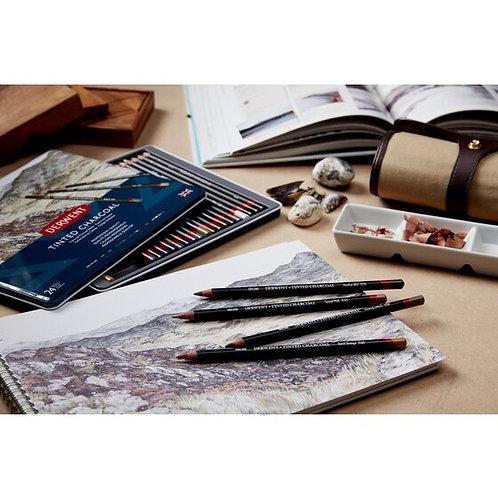 Derwent Charcoal Pencils     炭筆系
