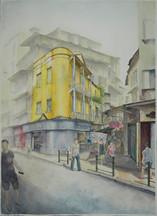 Rua das Estalagens, Macau / 澳門草堆街