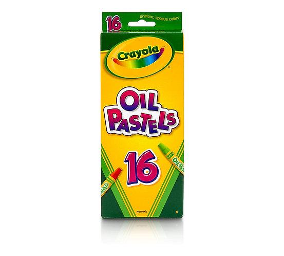 Crayola Oil Pastels  千色樂牌油粉彩系列