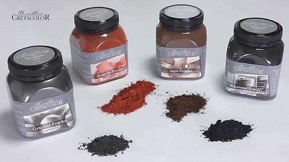 Cretacolor Artist Powders                                    藝術家色粉