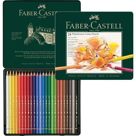 Faber-Castell Polychromos Artists Color Pencil set    輝柏嘉畫家顏色鉛筆套裝