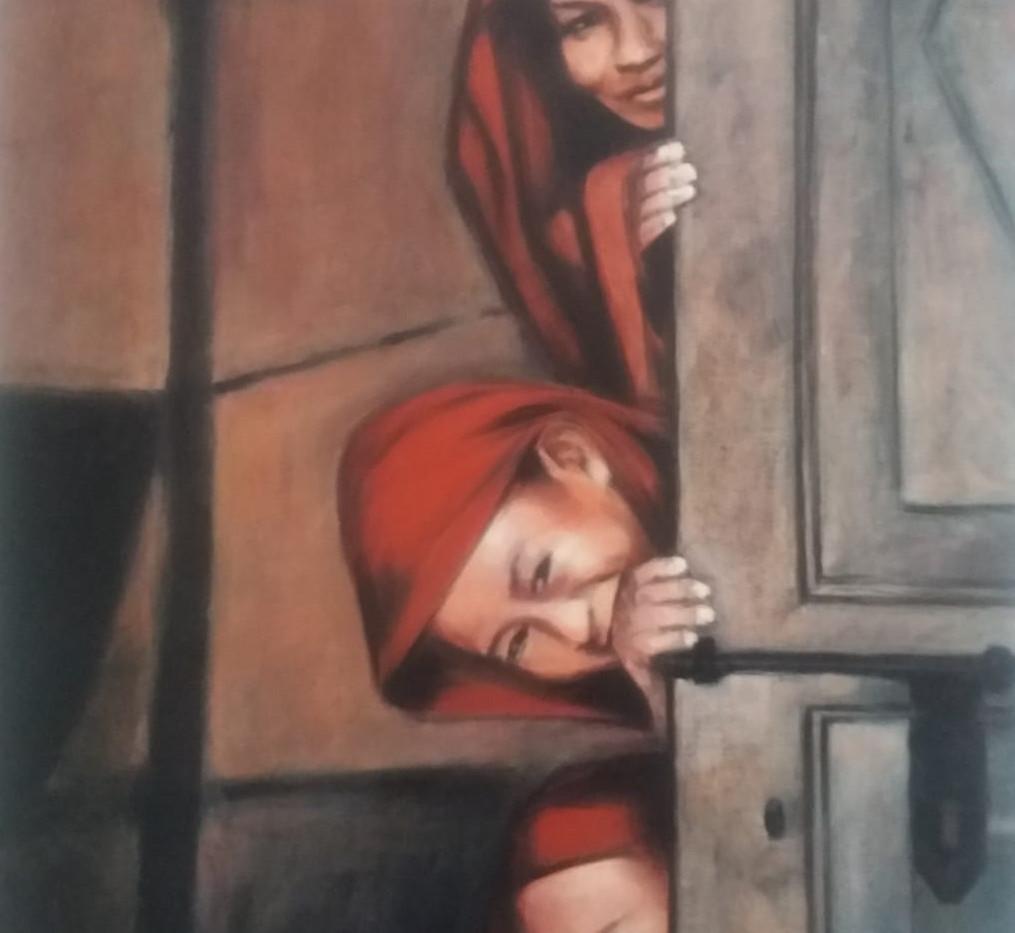 Peeping Monks 14