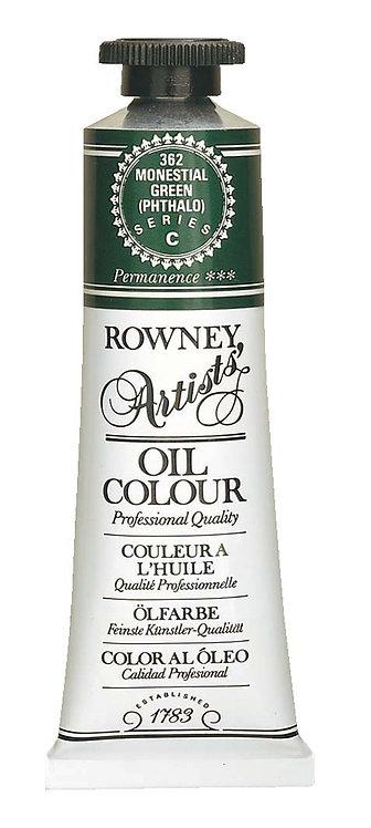 Rowney Artists' Oil      Colour 38ml Series C-1   威美專業油畫顏色 系列C-1