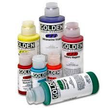 Golden Fluid Acrylic Color Series 8-高登瓶裝流質丙稀顏色系列8