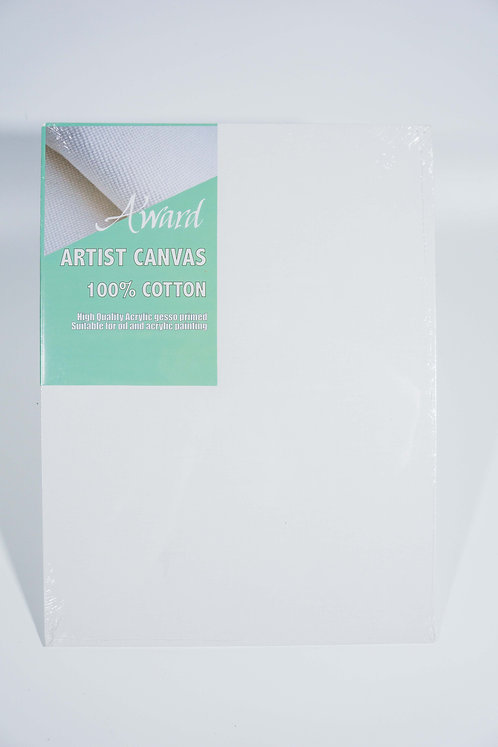 Award Brand Stretched Cotton Canvas