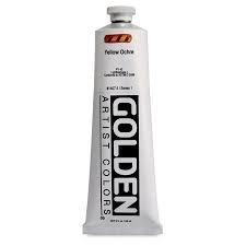 Golden Heavy Body Acrylic Color Series 5-高登管裝濃度丙稀彩系列5