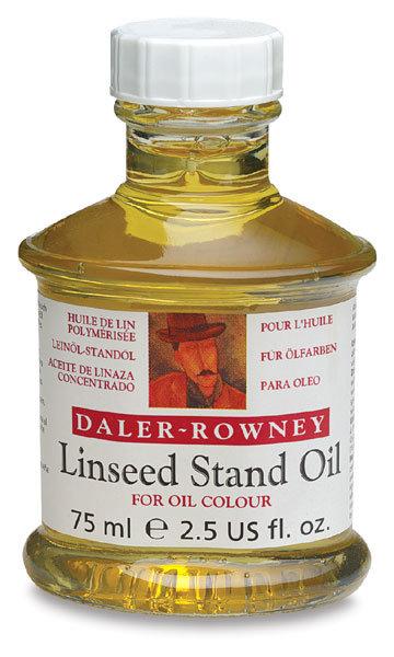 Daler-Rowney Georgian Oil Colour Oil Medium  威美油畫用媒劑-油
