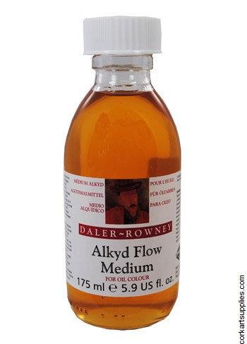 Daler-Rowney Georgian Oil Colour Medium  威美油畫用媒劑