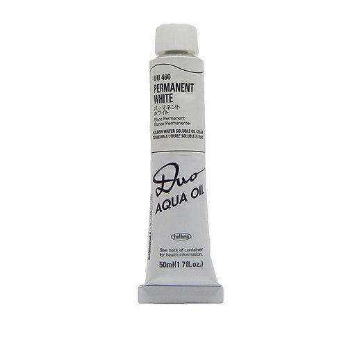 Holbein Duo Aqua Oil Colour White series 好品套裝水溶性油彩白色系