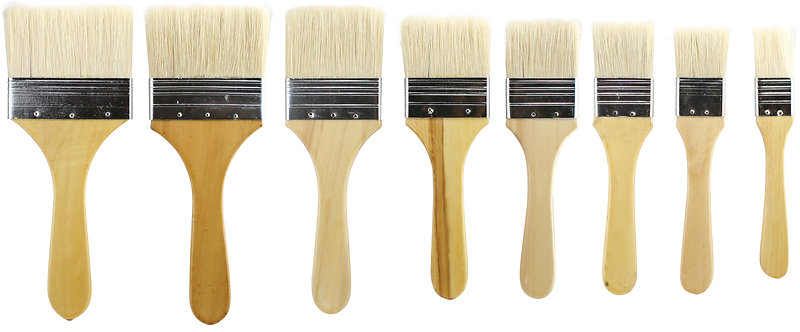 Varnish Brush for oil painting-油畫掃