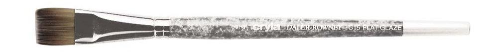 Daler Rowney Cryla Short Handle Brush-Flat  威美塑膠彩扁頭畫筆