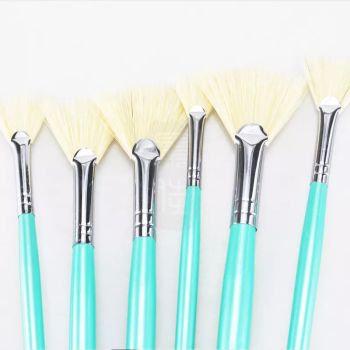 Award Brand Fan Shape Oil Painting Brush- Award牌 扇頭油畫筆