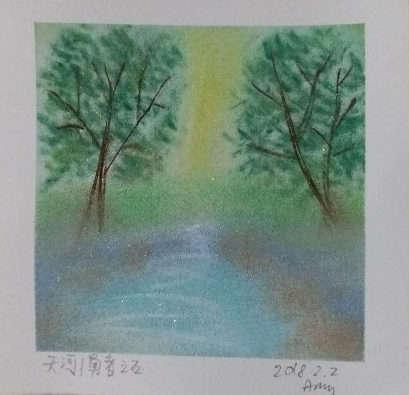 HK Artist: Amy Wong