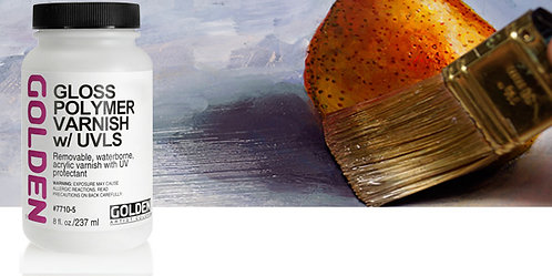 Golden Polymer Varnishes-高登塑膠彩光油