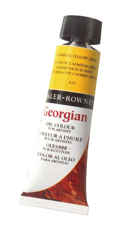 Rowney Georgian Oil Colour 38ml Series G-1   威美佐治油畫顏色 系列G-1