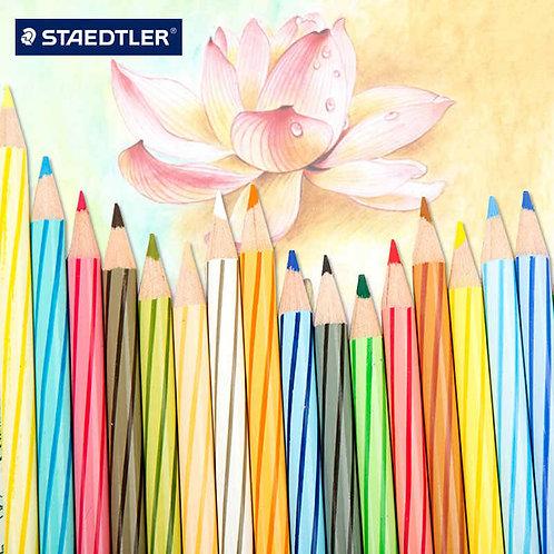 Staedtler Luna Watercolour Pencils Set   施德樓帆船水彩木顏色套裝