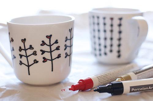 Nerchau Porcelan Art Pen Set                  Nerchau 陶瓷顏色筆套裝