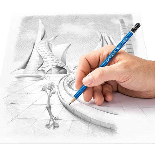 Staedtler Drawing Pencil    施德樓素描繪圖鉛筆