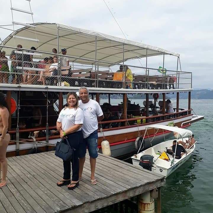 Excursão no navio