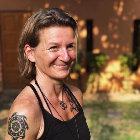 Heute im Interview: Kay Fitzgibbons - mit 33 kg Gepäck in ein neues Leben
