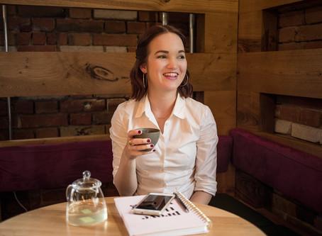 """Heute im Interview: Rebecca Maria Reise von der """"Side Business Couch"""""""
