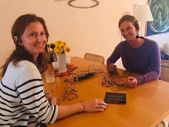 Podcast mit Nicole Frielitz
