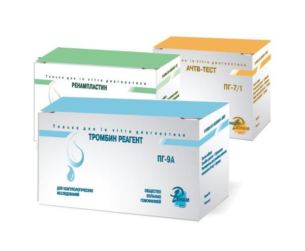 Упаковка для медицинских наборов