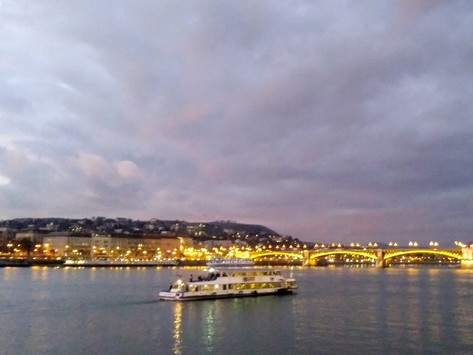 Budapest: Budget, beauty, party